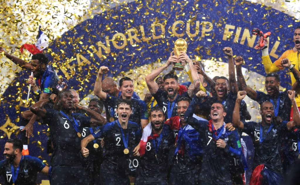 Coupe monde foot